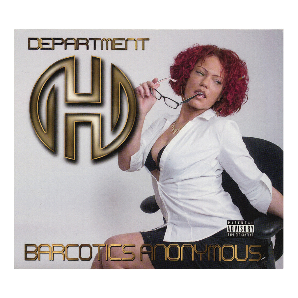<!--120140819065954-->Department H - 'Barcotics Anonymous' [CD]