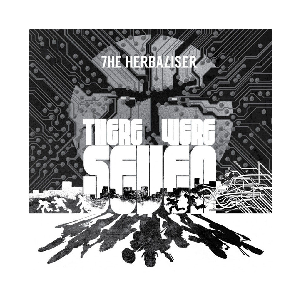 <!--020121113048902-->The Herbaliser - 'There Were Seven' [(Black) Vinyl [2LP]]