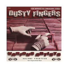 <!--020060711007828-->Dusty Fingers - 'Vol. 14' [(Black) Vinyl LP]