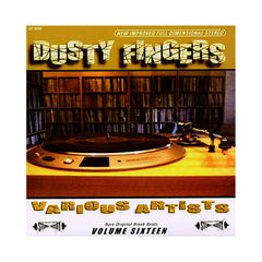 Dusty Fingers - 'Vol. 16' [(Black) Vinyl [2LP]]