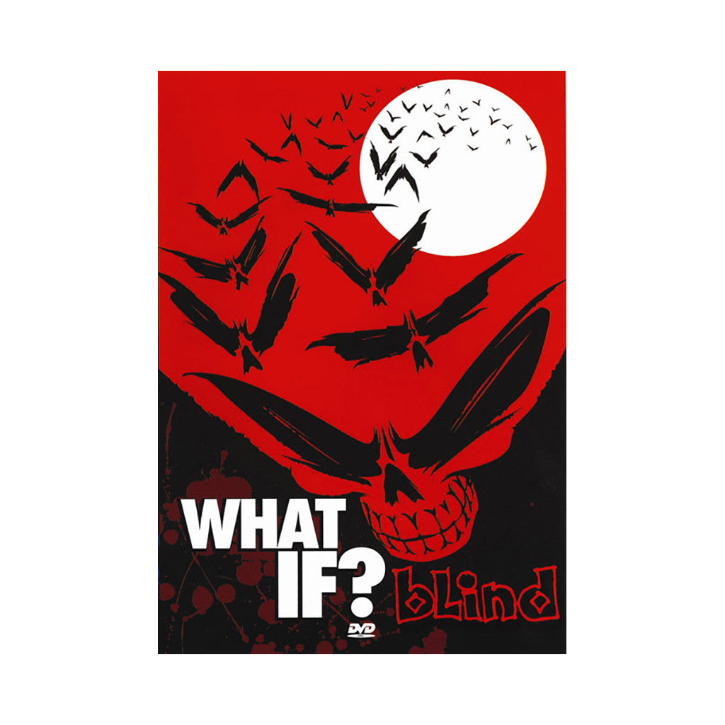 <!--020080304013260-->Blind Skateboards - 'What If?' [DVD]