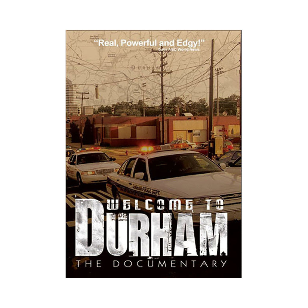 <!--020070123007653-->Welcome To Durham - 'Welcome To Durham: The Documentary' [DVD]