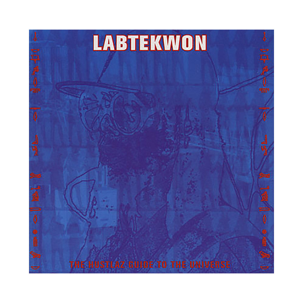 <!--020030506002528-->Labtekwon - 'The Hustlaz Guide To The Universe' [(Black) Vinyl LP]