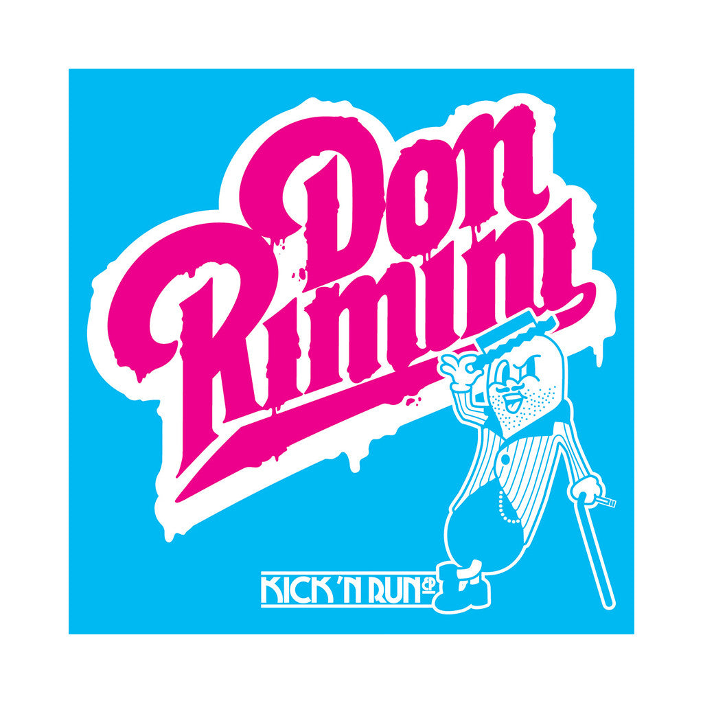 <!--120080805014329-->Don Rimini - 'Kick 'N Run EP' [CD]