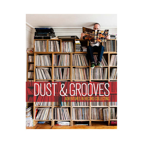 "[""Eilon Paz - 'Dust & Grooves: Adventures In Record Collecting (2nd Edition)' [Book]""]"