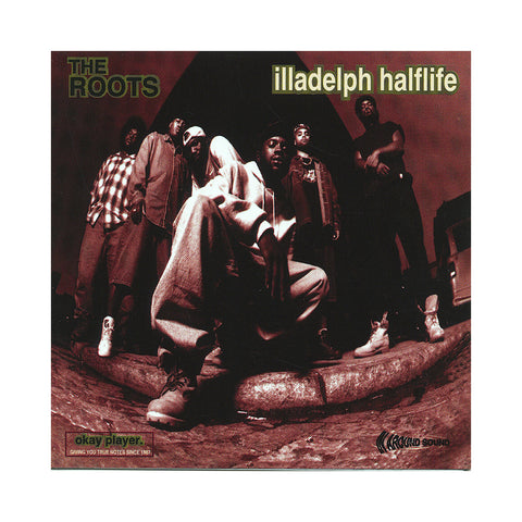 The Roots - 'Illadelph Halflife' [CD]