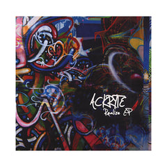 <!--020101207026395-->Ackryte - 'Realize EP' [CD]