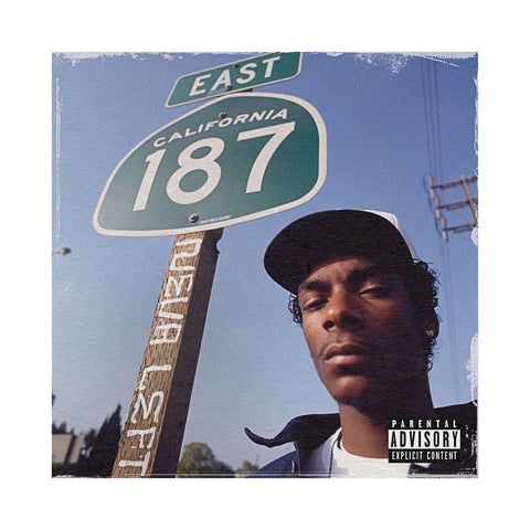 Snoop Dogg - 'Neva Left' [CD]