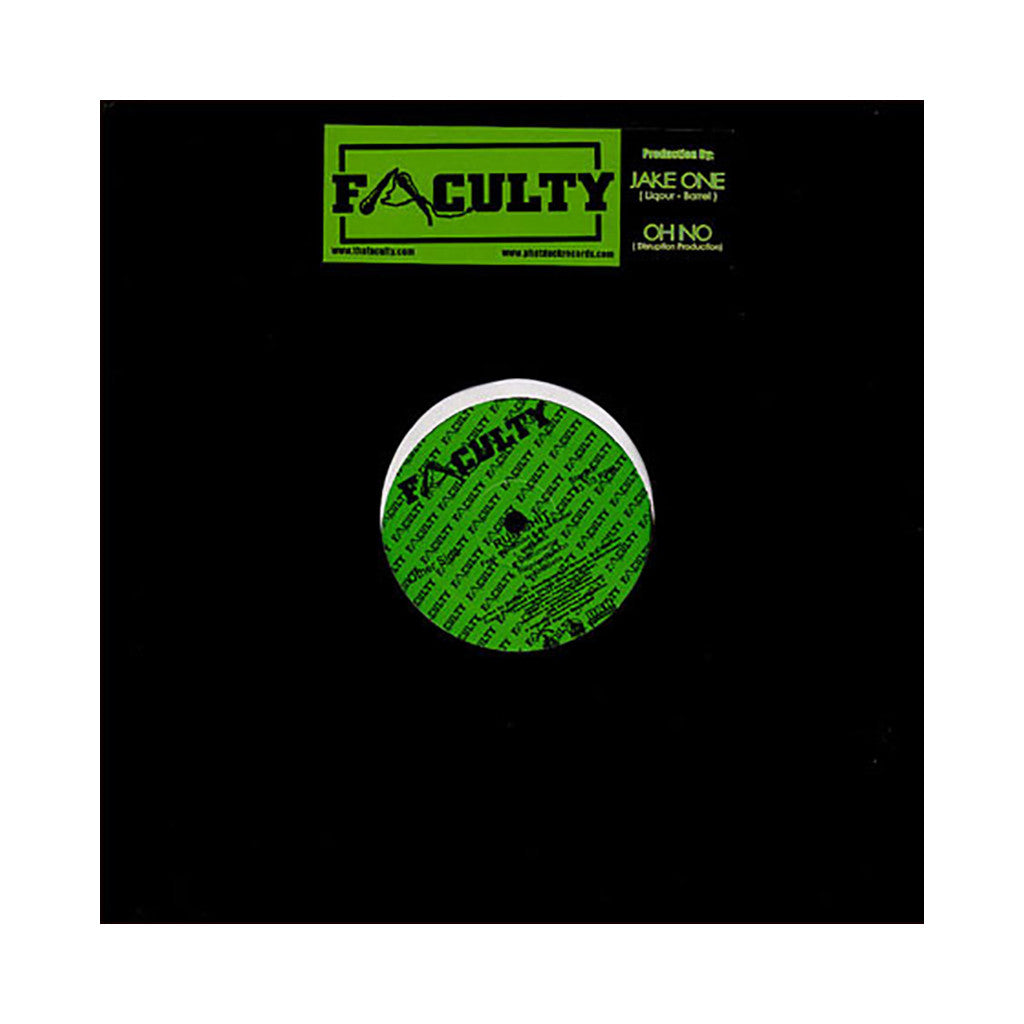 <!--2008022900-->Faculty - 'A Lil Sum' [Streaming Audio]