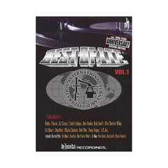 <!--020070717010175-->I.T.F.  (International Turntablist Federation) - 'Best Of I.T.F. Vol. 1' [DVD]