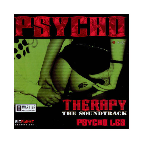 Psycho Les - 'Psycho Therapy: The Soundtrack' [CD]