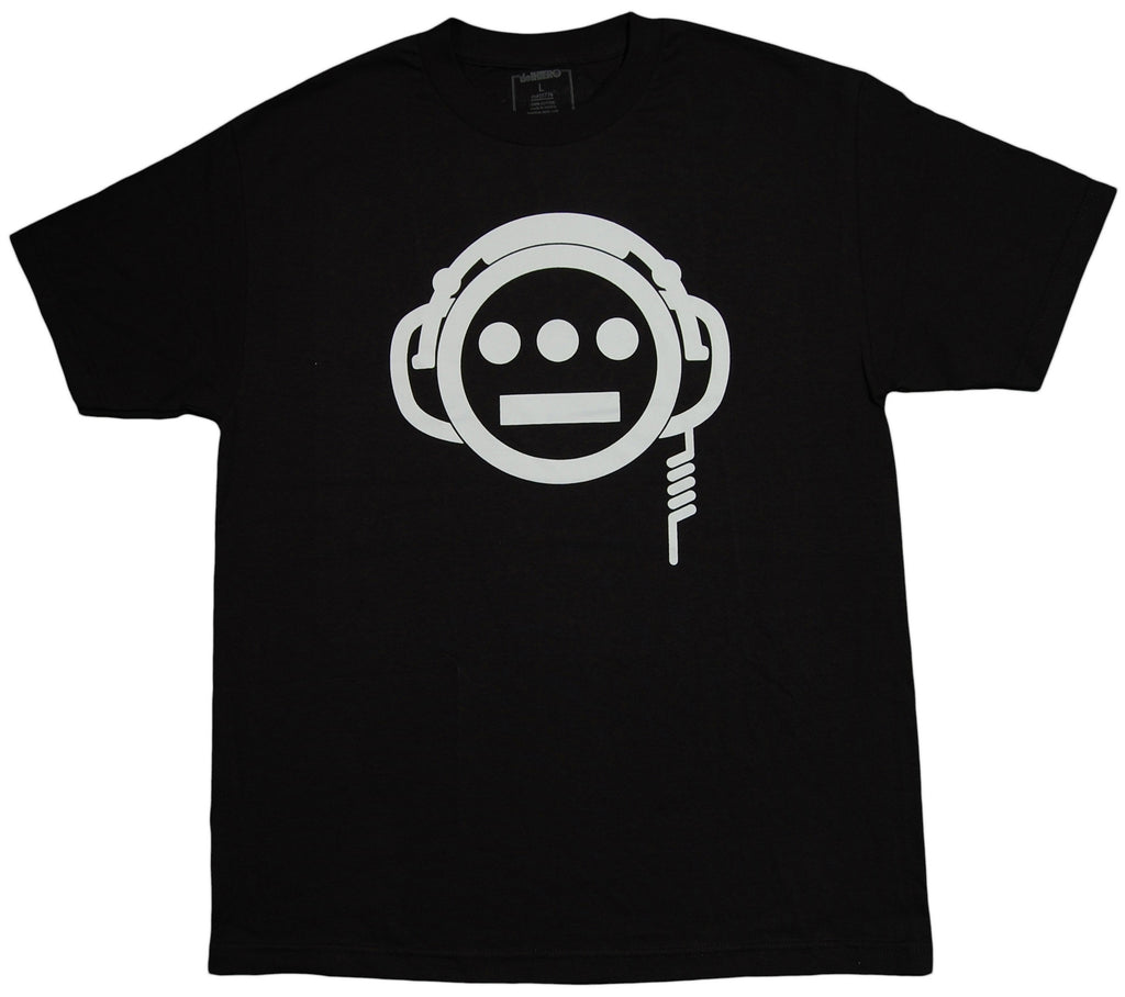 <!--2013100128-->delHiero (Hieroglyphics) - 'Headphone Logo' [(Black) T-Shirt]