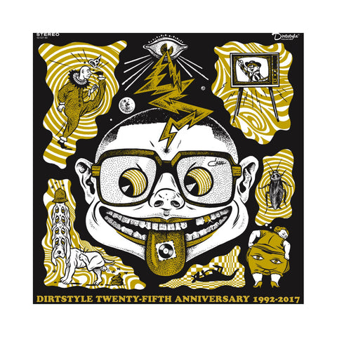 "[""DJ Q-Bert - 'Dirtstyle 7\"" Anniversary' [(Black) 7\"" Vinyl Single]""]"