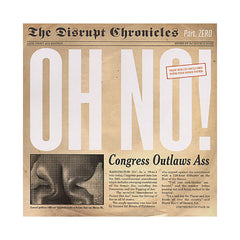 <!--020050830005606-->Oh No (Mixed By: DJ Double Dose) - 'The Disrupt Chronicles Pt. 0' [CD]