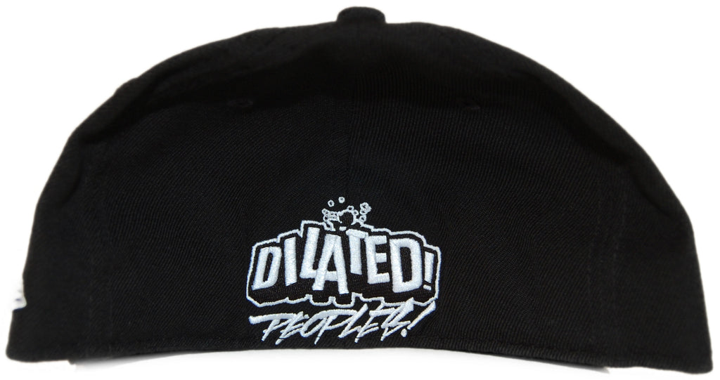 <!--2011082319-->Dissizit! x Dilated Peoples - 'Dilated' [(Black) Fitted Hat]