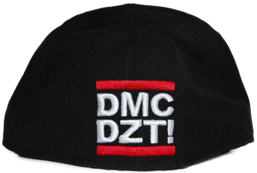 <!--2011101123-->Dissizit! x DMC - 'King Of Rock' [(Black) Fitted Hat]