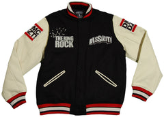 <!--2011101117-->Dissizit! x DMC - 'King Of Rock' [(Black) Jacket]