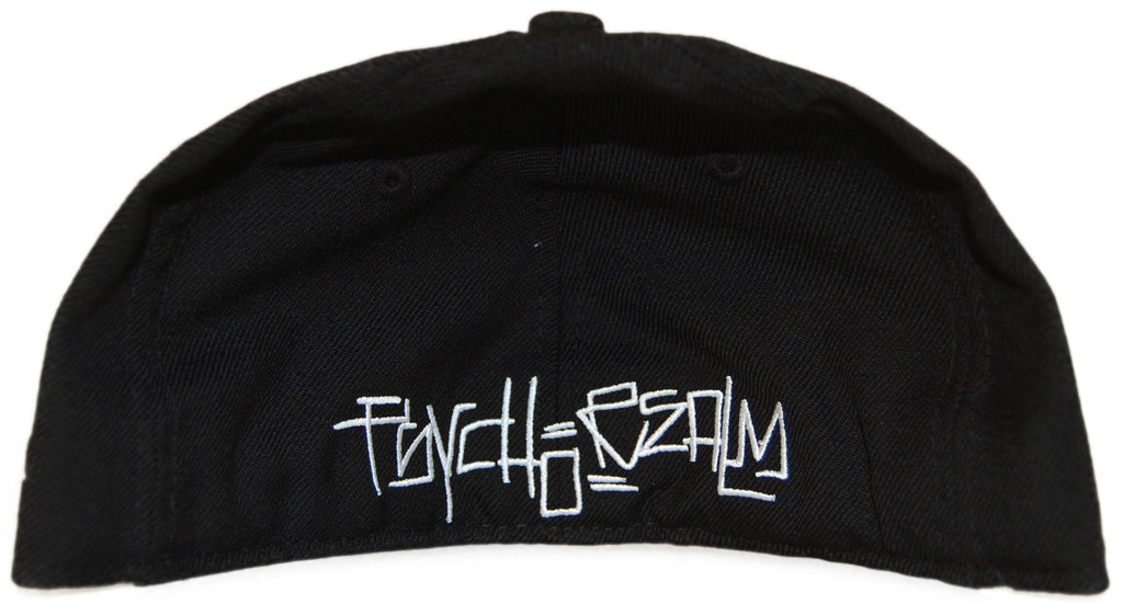 Dissizit! x Psycho Realm - Psycho Skate - Fitted Hat - image eb97794fb7a