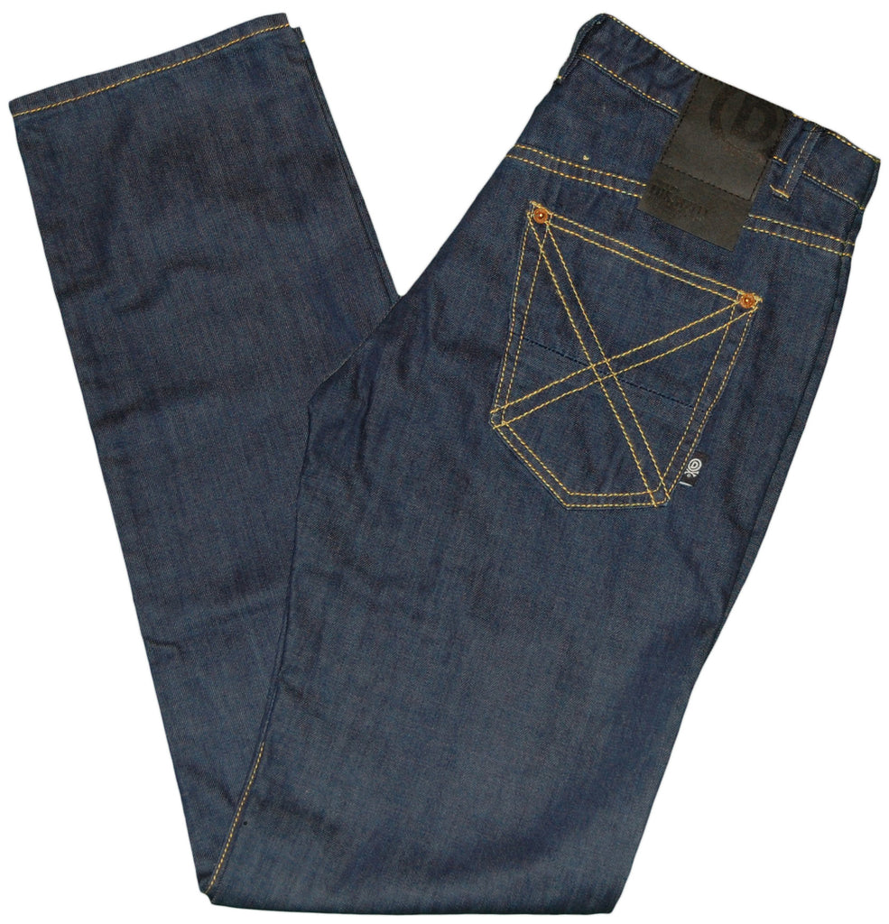 <!--2011101821-->Dissizit! - 'Belten Denim - Slim Fit' [(Dark Blue) Jeans]