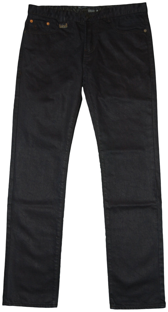 <!--2011101826-->Dissizit! - 'Belten Denim - Slim Fit' [(Black) Jeans]