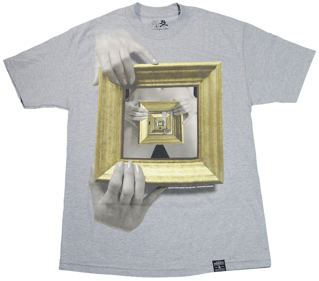<!--2011030813-->Dissizit! - 'D In The Box' [(Gray) T-Shirt]