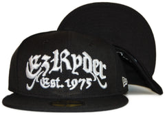 <!--2011101801-->Dissizit! x EZ Ryder - 'Go EZ' [(Black) Fitted Hat]