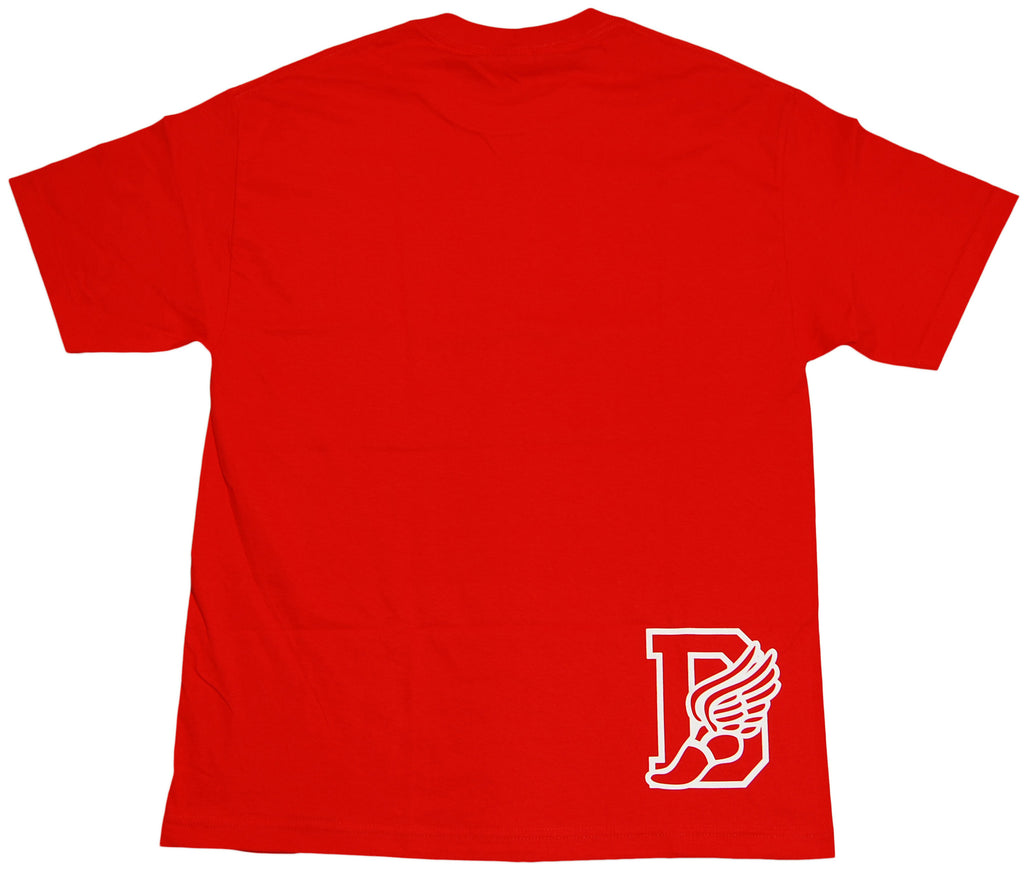 <!--2011083027-->Dissizit! - 'DW Collegiate' [(Red) T-Shirt]