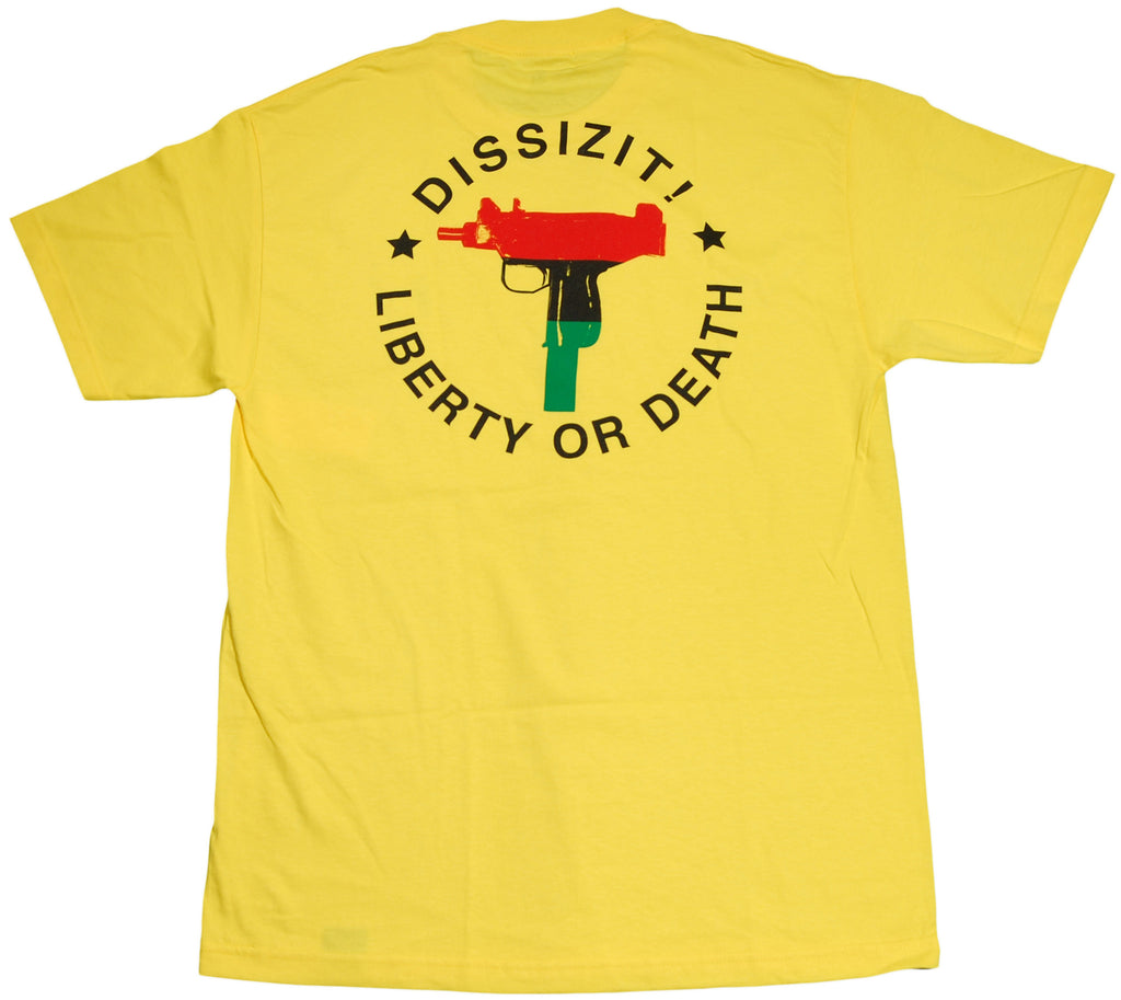 <!--2011083017-->Dissizit! - 'Renegades' [(Yellow) T-Shirt]
