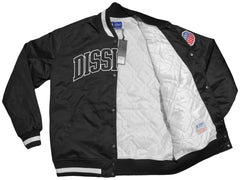 <!--2012101613-->Dissizit! - 'Collegiate Stadium Jacket' [(Black) Jacket]