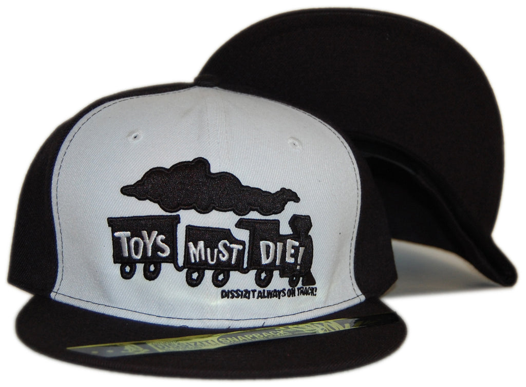 <!--020120626046560-->Dissizit! - 'TMD' [(Black) Snap Back Hat]