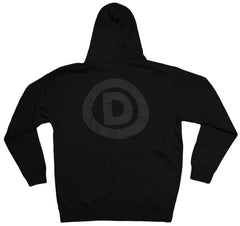<!--2012101614-->Dissizit! - 'Fuk Off' [(Black) Hooded Sweatshirt]
