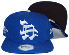 <!--2012101633-->Dissizit! - 'LA Brush' [(Blue) Snap Back Hat]