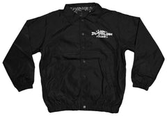 <!--2012090432-->Dissizit! - 'LA Brush Coach' [(Black) Jacket]