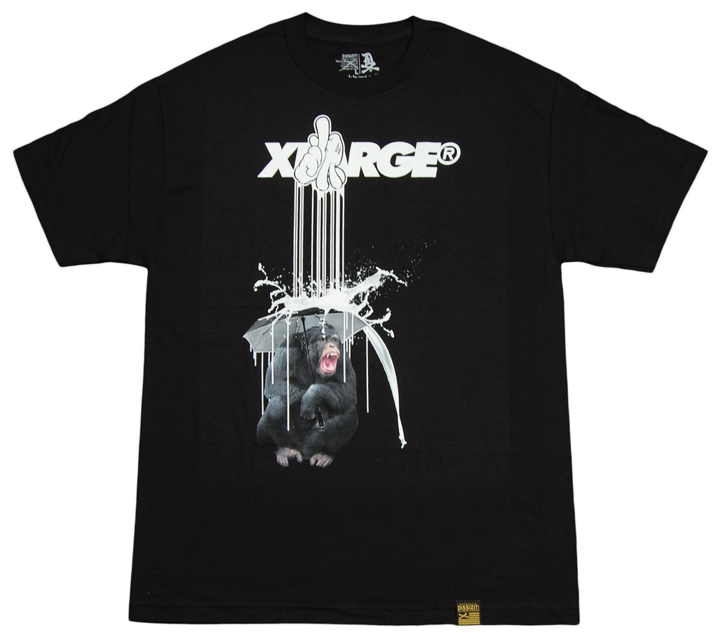 <!--2012090430-->Dissizit! x X-LARGE - 'XLA' [(Black) T-Shirt]