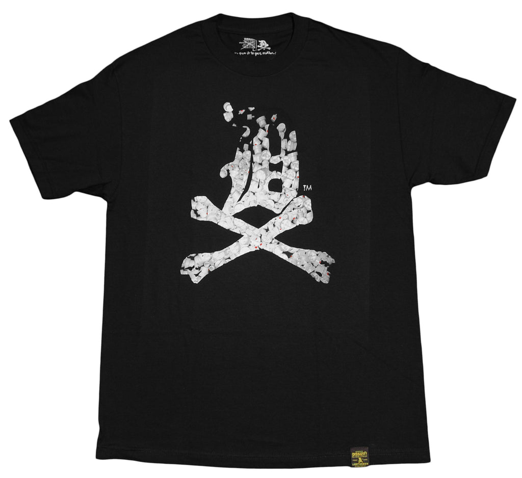 <!--2012090424-->Dissizit! x Stash - 'The Stash Tee' [(Black) T-Shirt]