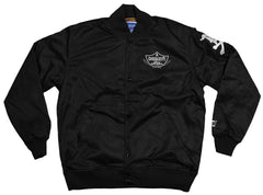 <!--2012101644-->Dissizit! - 'Sweet Liberty Stadium Jacket' [(Black) Jacket]