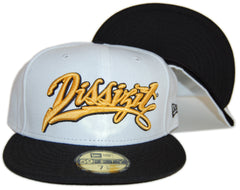<!--2012090458-->Dissizit! - 'Diss Funk' [(White) Fitted Hat]