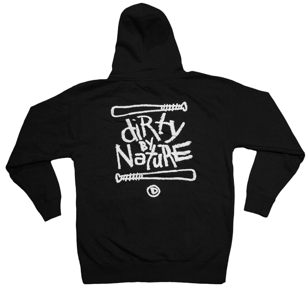 <!--2012121857-->Dissizit! - 'DBN' [(Black) Hooded Sweatshirt]