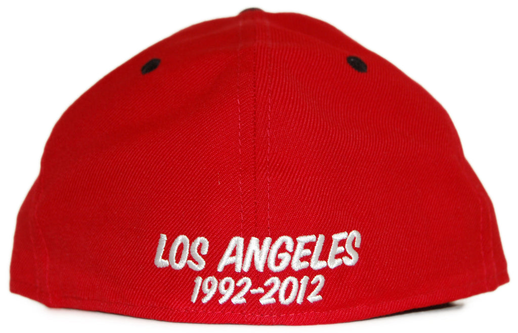 <!--2012042444-->Dissizit! - 'LA 9212' [(Multi-Color) Fitted Hat]