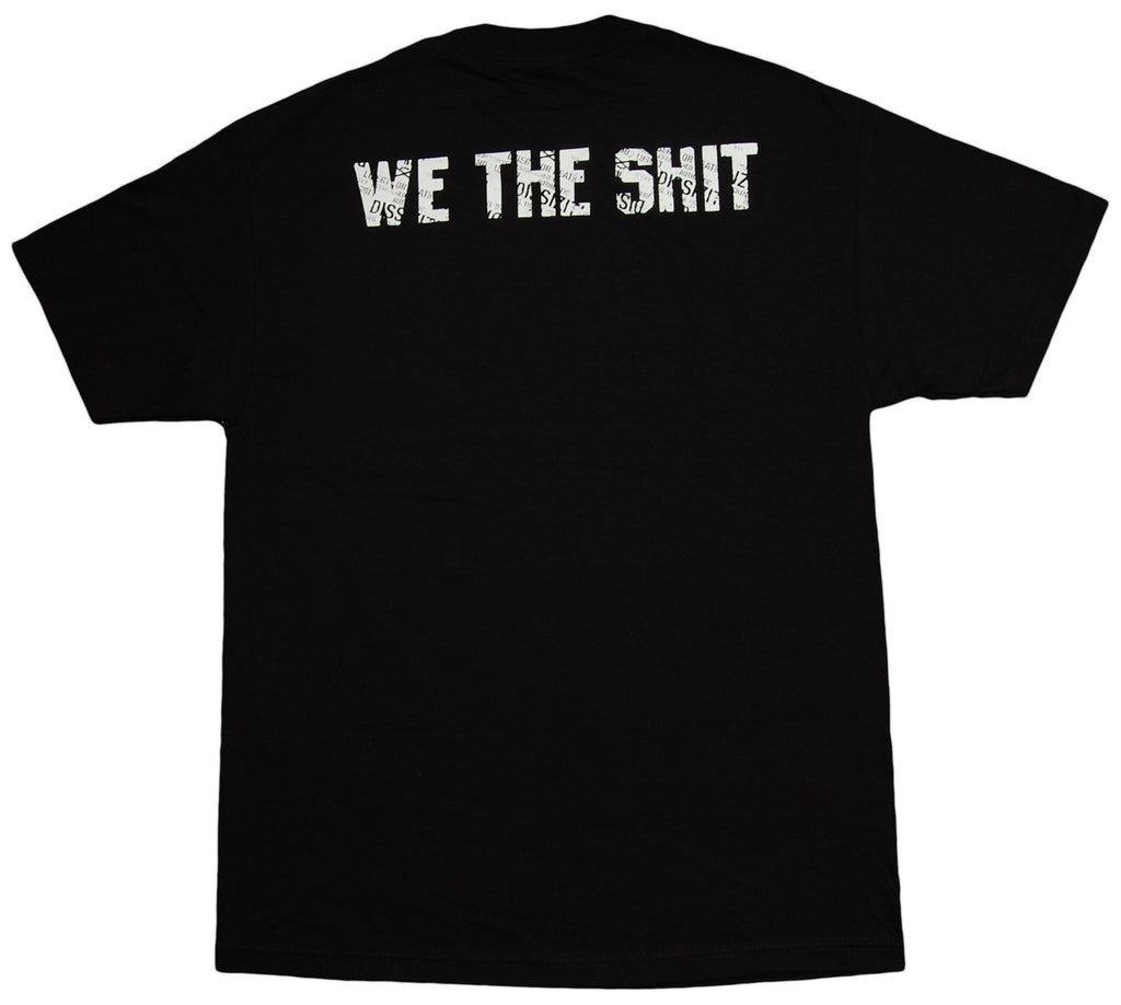 <!--2013100822-->Dissizit! - 'The Shit' [(Black) T-Shirt]