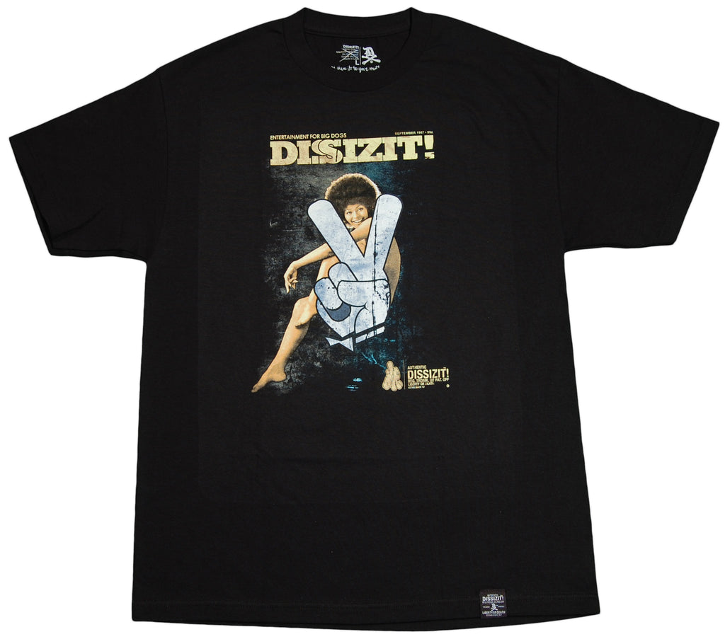 <!--2012022822-->Dissizit! - 'Ms. September' [(Black) T-Shirt]