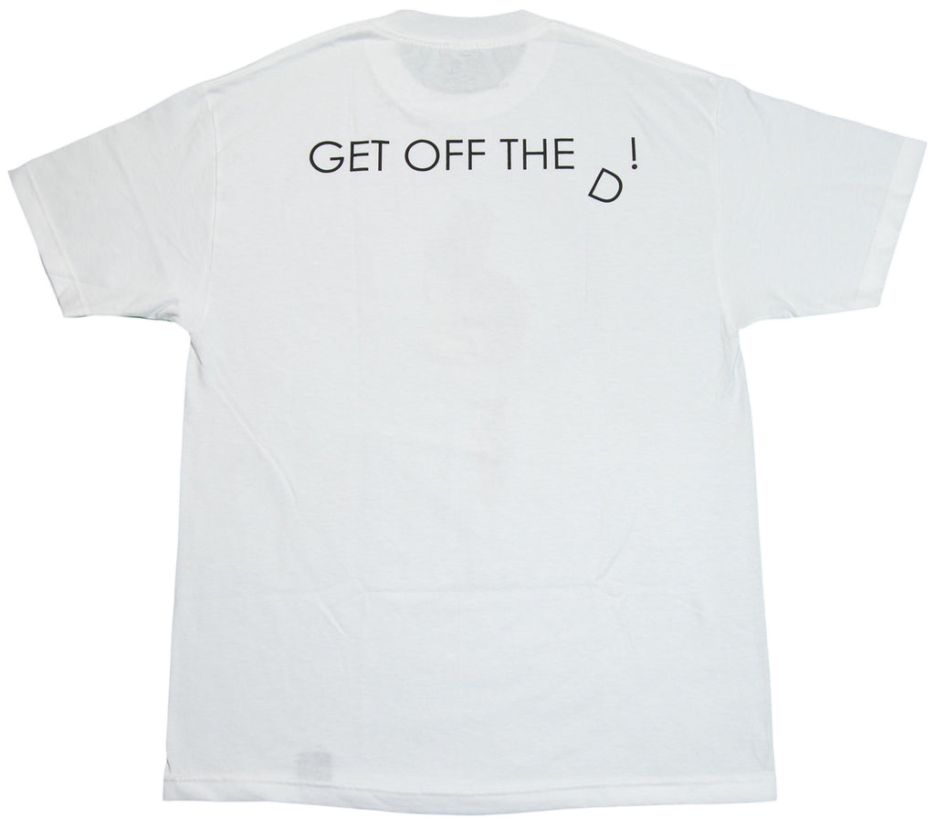 <!--2012022819-->Dissizit! - 'Get Off' [(White) T-Shirt]