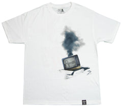 <!--2012042439-->Dissizit! - '20 Year Riot' [(White) T-Shirt]