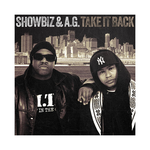 "[""Showbiz & A.G. - 'Take It Back' [CD]""]"