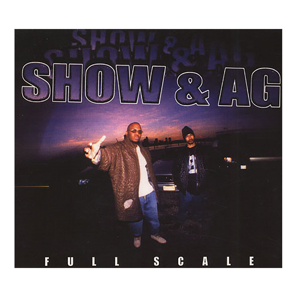 Show & A.G. - 'Full Scale' [CD]