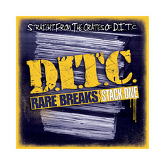 <!--2008081949-->D.I.T.C. - 'Rare Breaks: Stack One' [CD]