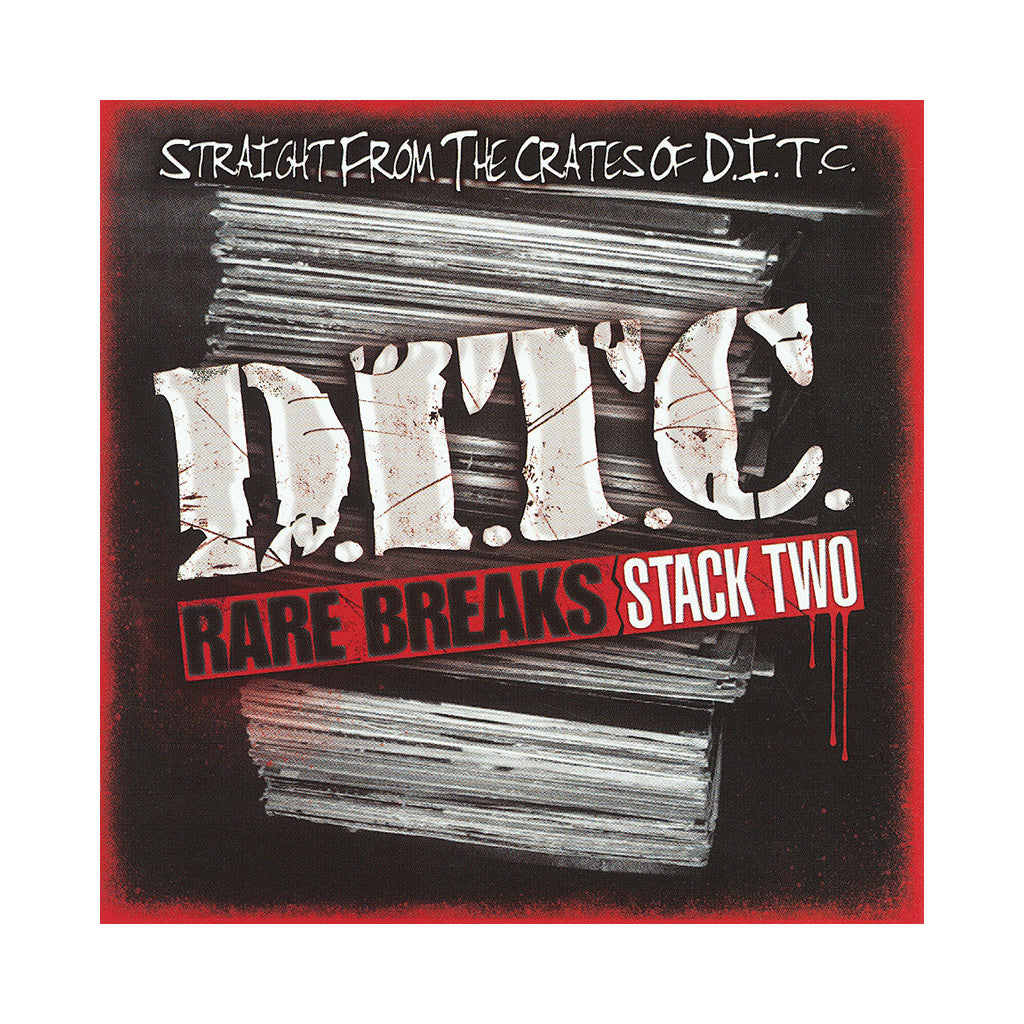<!--120091013018494-->D.I.T.C. - 'Rare Breaks: Stack Two' [CD]