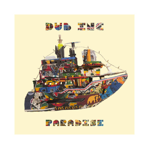 Dub Inc. - 'Paradise' [(Black) Vinyl LP]