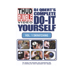 <!--020051213006315-->DJ Q-Bert - 'Do-It Yourself Vol. 1: Skratching' [DVD]