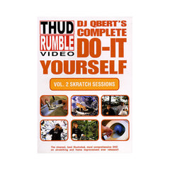DJ Q-Bert - 'Do-It Yourself Vol. 2: Skratch Lessons' [DVD]